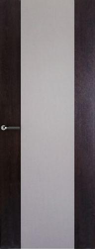 iDoor : Silver - Ebony Oak