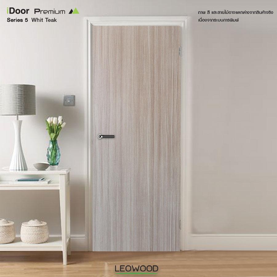 iDoor S5 : White Teak