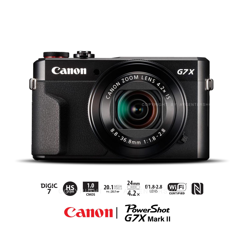 Canon Camera G7X mark2 II