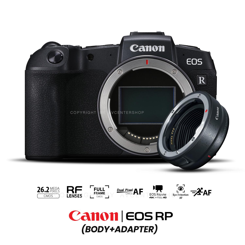 Canon EOS RP (Body+Adapter)