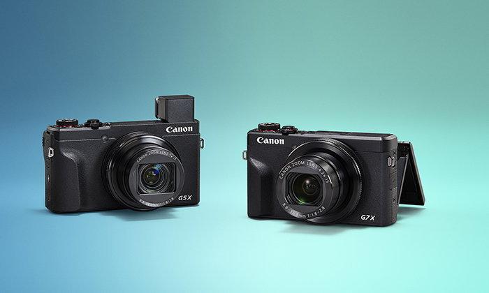 Canon ประเทศไทยเตรียมวางจำหน่ายกล้อง Powershot G7X Mark 3 และ G5 Mark 2