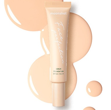 moonshot Face Perfection Serum Foundation SPF50+PA+++