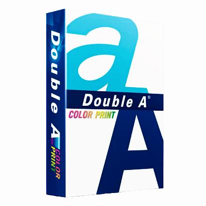 Double A Color Print  A4 90 แกรม