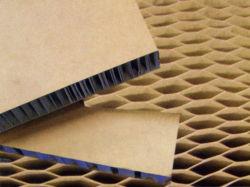 แผ่นกระดาษลูกฟูก กระดาษรังผึ้ง กล่องกระดาษ