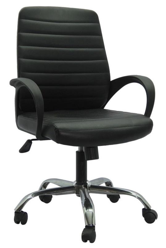 เก้าอี้สำนักงานหุ้มหนัง PU