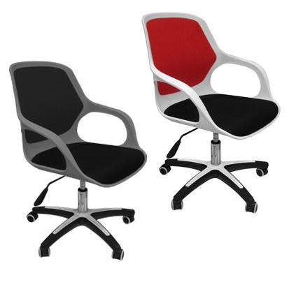 เก้าอี้สำนักงานหุ้มผ้า