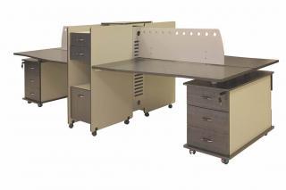 โต๊ะทำงานกลุ่ม DS-ZR8105