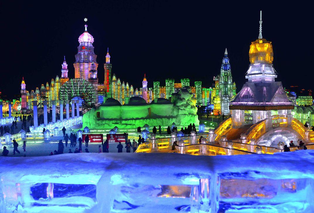 (หยุดปีใหม่)ทัวร์เอเชีย จีน ทัวร์คุณธรรม ฮาร์บิน เทศกาลแกะสลักน้ำแข็ง 7 วัน 5 คืน บินแอร์ไชน่า(CA)