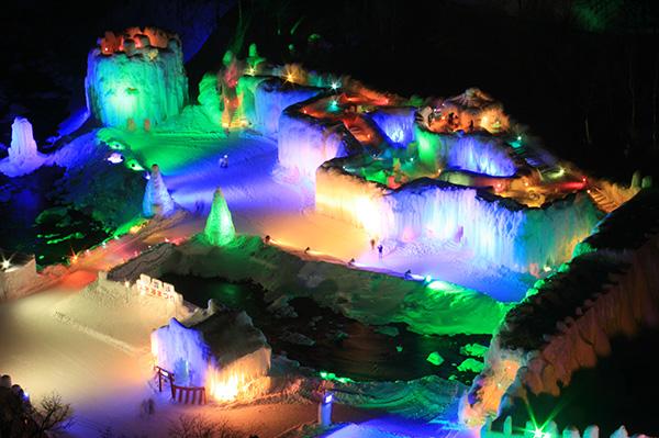 (เทศกาลแกะสลักน้ำแข็ง) ทัวร์เอเชีย ญี่ปุ่น ฮอคไกโด ซัปโปโร โอตารุ 5 วัน 3 คืน บินการบินไทย (TG)