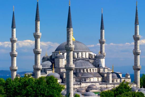 (บินภายใน 2 ครั้ง) ทัวร์เอเชีย ตุรกี ล่องเรือช่องแคบบอสฟอรัส 8 วัน 5 คืน บินเตอร์กิสแอร์ไลน์ (TK) #ปีใหม่