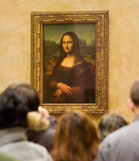 ทัวร์ยุโรป ฝรั่งเศส รอยยิ้มปริศนาของโมนาลิซา สตรีผู้โด่งดังที่สุดในโลก! ที่คนทั้งโลกยังสงสัยและหาคำตอบไม่ได้...