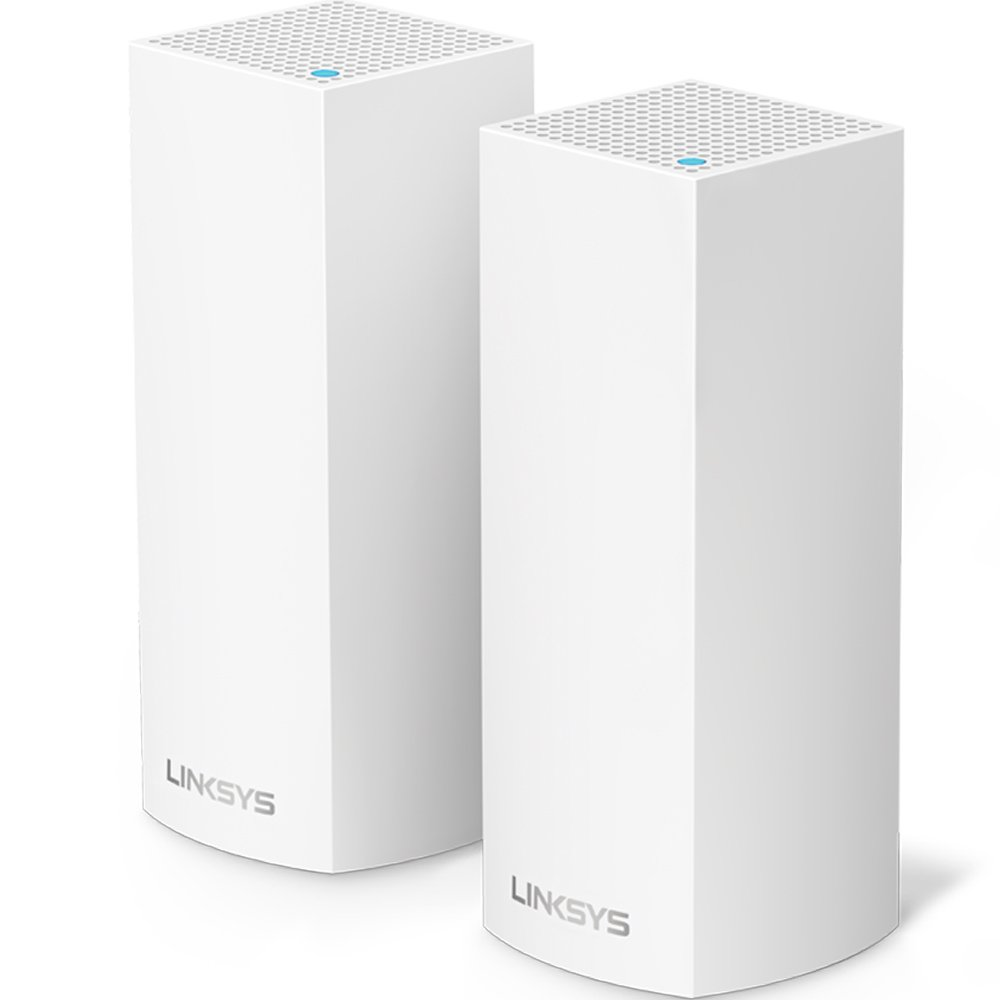 LINKSYS VELOP WHOLE HOME MESH WI-FI TRI-BAND(PACK 2)LSS-WHW0302-AH : 3Y