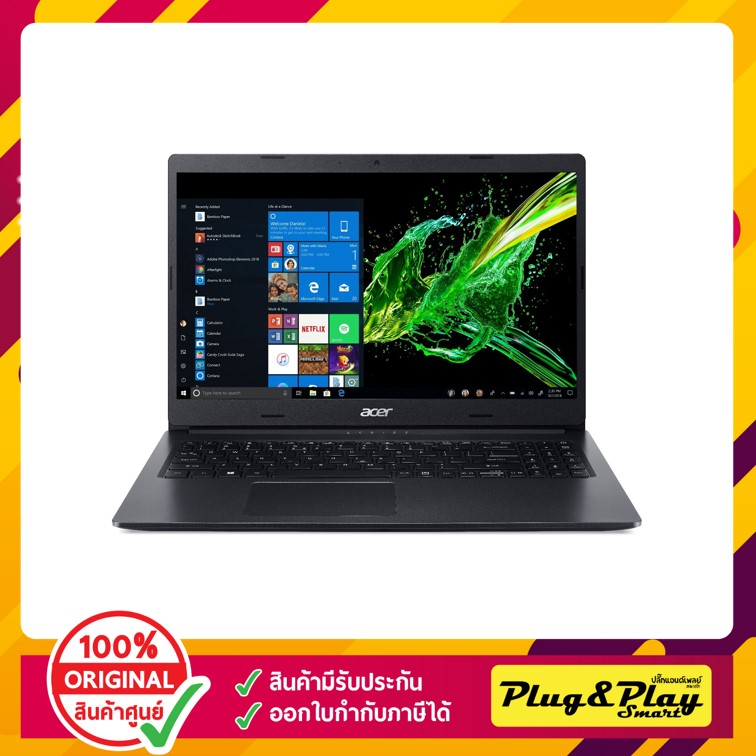 Notebook ACER A315-55G-56GP : 2Y