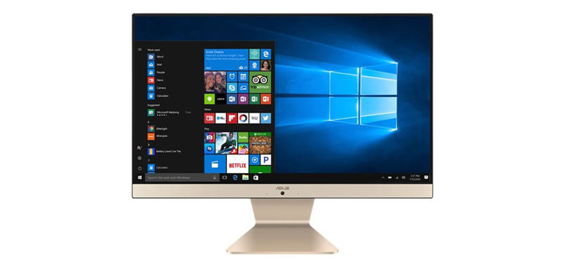 Computer Aii in one ASUS AIO V222UAK-BA134D :3Y
