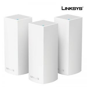 LINKSYS VELOP WHOLE HOME MESH WI-FI TRI-BAND(PACK 3)LSS-WHW0303-AH : 3Y