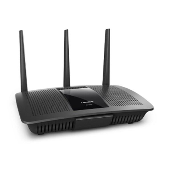 LINKSYS EA8100 MAX-STREAM AC2600 MU-MIMO GIGABIT WI-FI ROUTER : 3Y