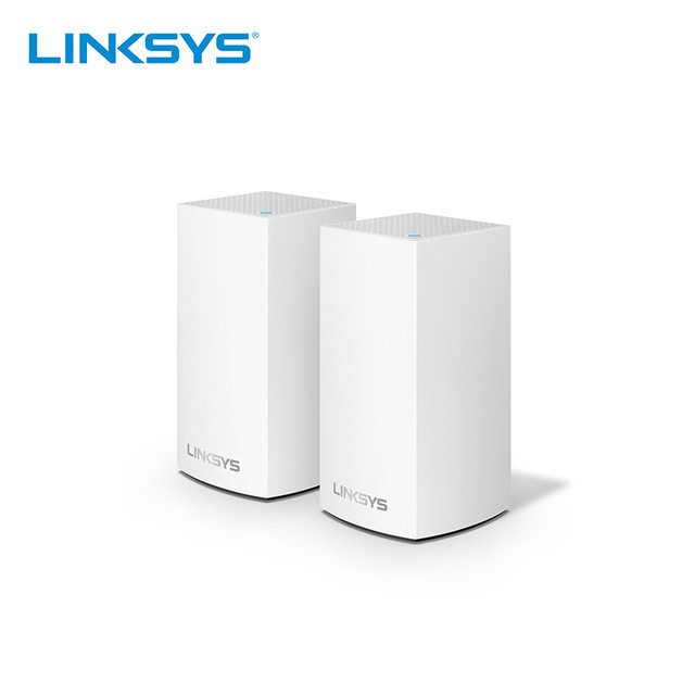 LINKSYS VELOP WHOLE HOME MESH WI-FI DUAL-BAND(PACK 2) : 3Y