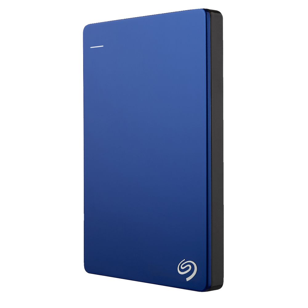 HDD 2TB External USB 3.0 Backup Plus Slim Blue