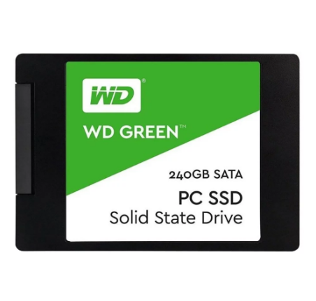 HDD SSD 240GB 7MM READ 540MB/S WRITE 405MB/S (WDSSD240GB)Western