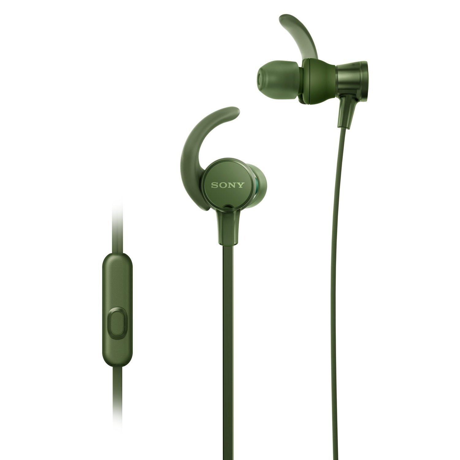 SONY In-ear Extra Bass Headphone MDR-XB510ASGQE :1Y