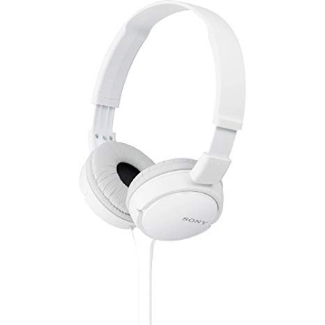 SONY Headphone MDR-ZX110AP/WC