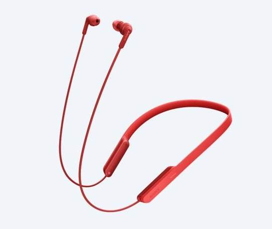 SONY Bluetooth Sport In-ear Headphones MDR-XB70BTRZE :1Y
