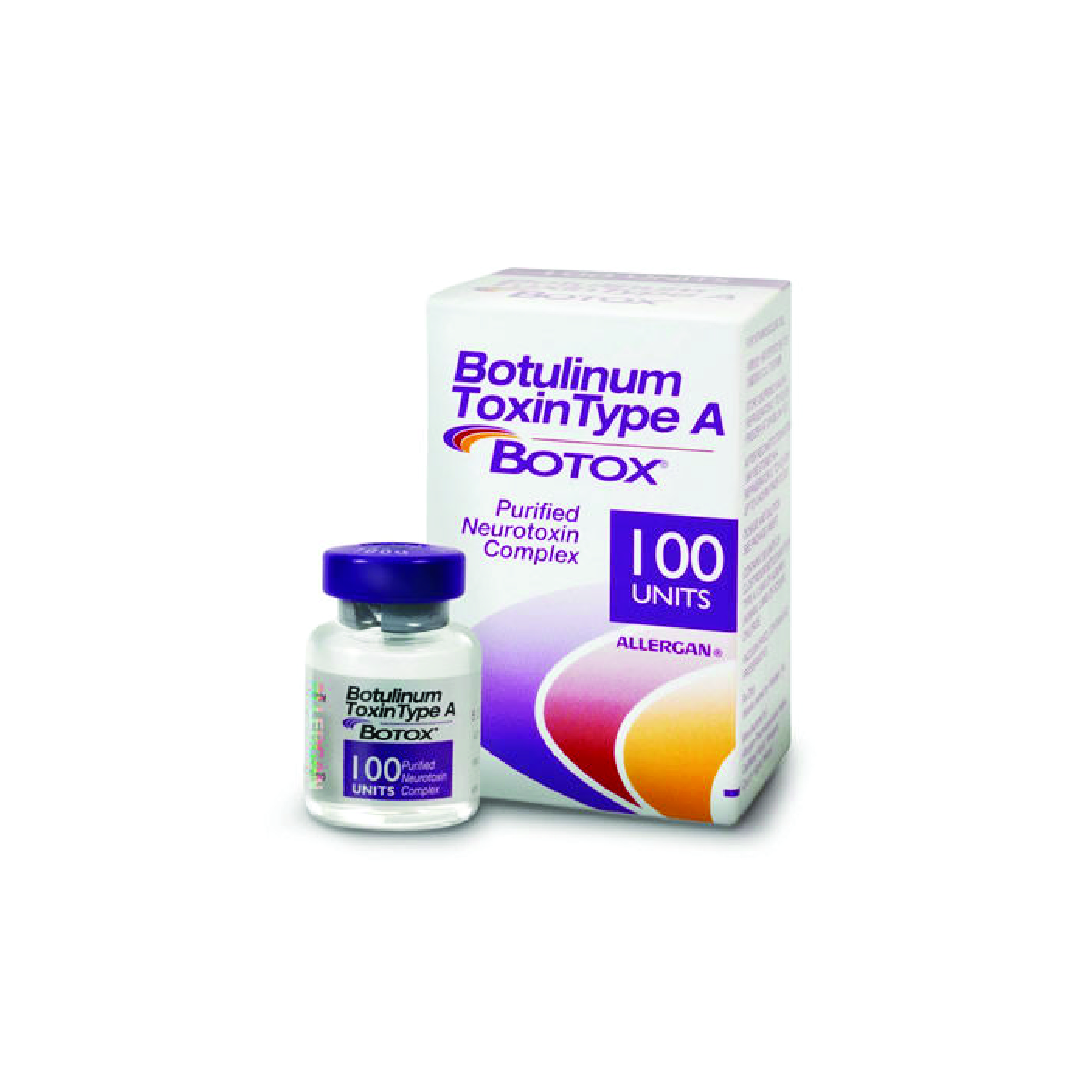 BOTOX ALLERGAN ( USA )