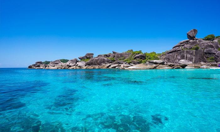 หมู่เกาะสิมิลัน..เกาะสวรรค์ที่ใครๆก็อยากไป - L2btravel