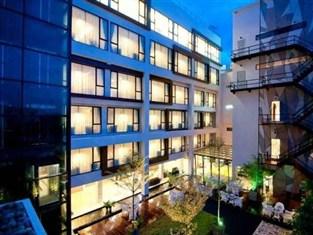 โรงแรมรัศมี พลาซ่า เวียงจันทน์ (Rashmi