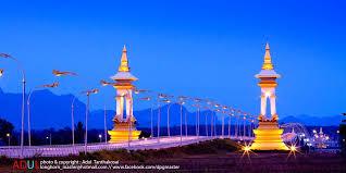 สะพานมิตรภาพไทย-ลาว นครพนม-ท่าแขก คำม่วน แห่งที่3