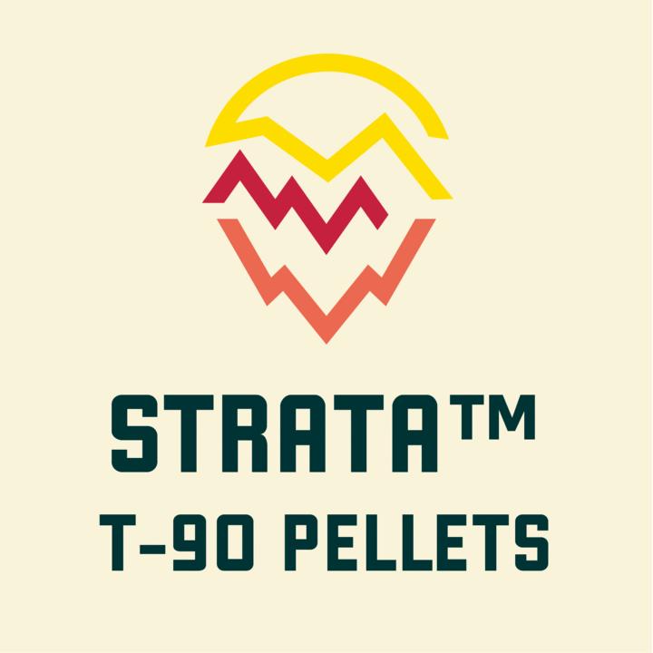 ฮอปทำเบียร์ Strata Hops (225g)