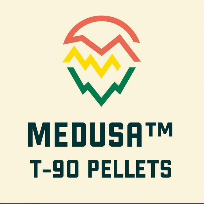 ฮอปทำเบียร์ MEDUSA™ 56g