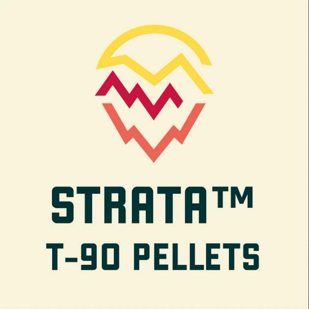 ฮอปทำเบียร์  Strata Hops 500 กรัม