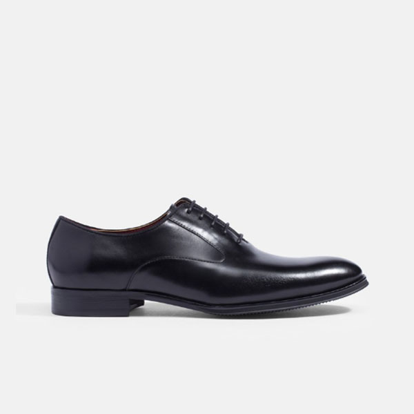 WHOLE CUT OXFORDS Mac & Gill Goodyear Welted Leather Wholecut Oxford SHOES
