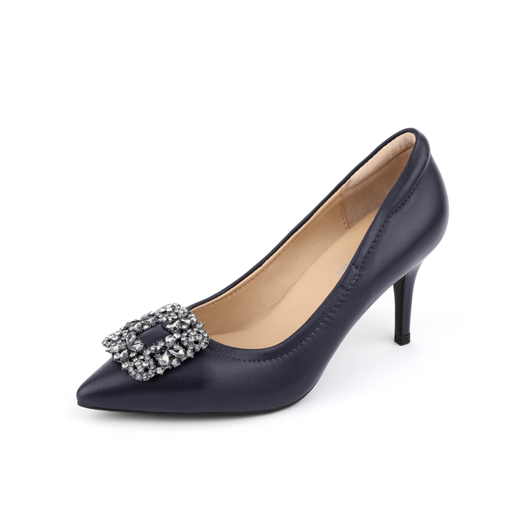 Grace Glow 3.2 inch English Navy