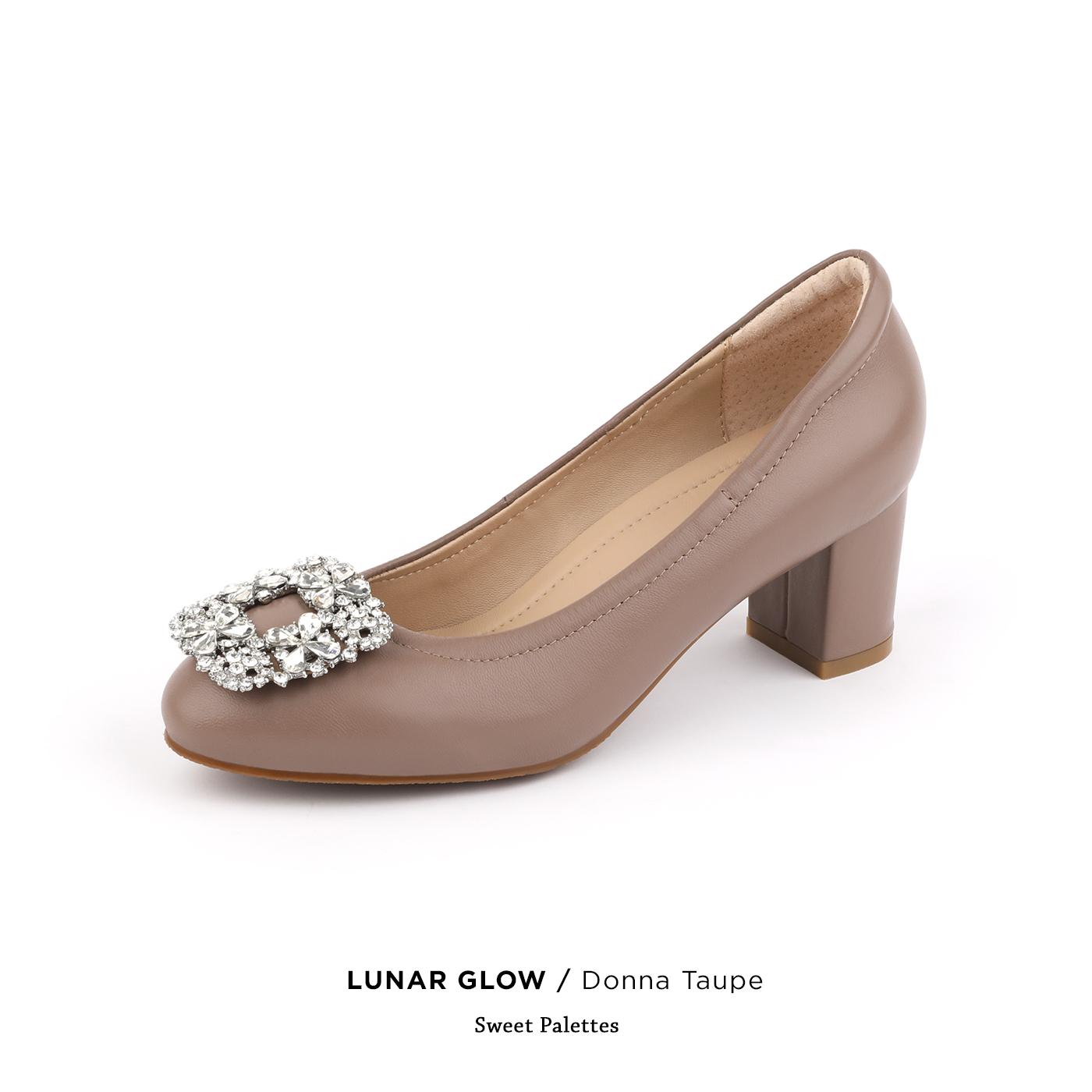 Lunar Glow Donna Taupe