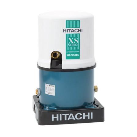 HITACHI ปั๊มน้ำอัตโนมัติ WT-P250XS 250วัตต์   ปั้มน้ำ เครื่องปั๊มน้ำอัตโนมัติ ปั๊มน้ำ เครื่องปั๊มน้ำ เครื่องปั้มน้ำ
