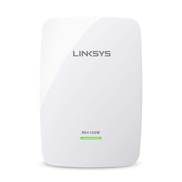 Linksys RE4100W N600 Dual-Band Wireless Range Extender