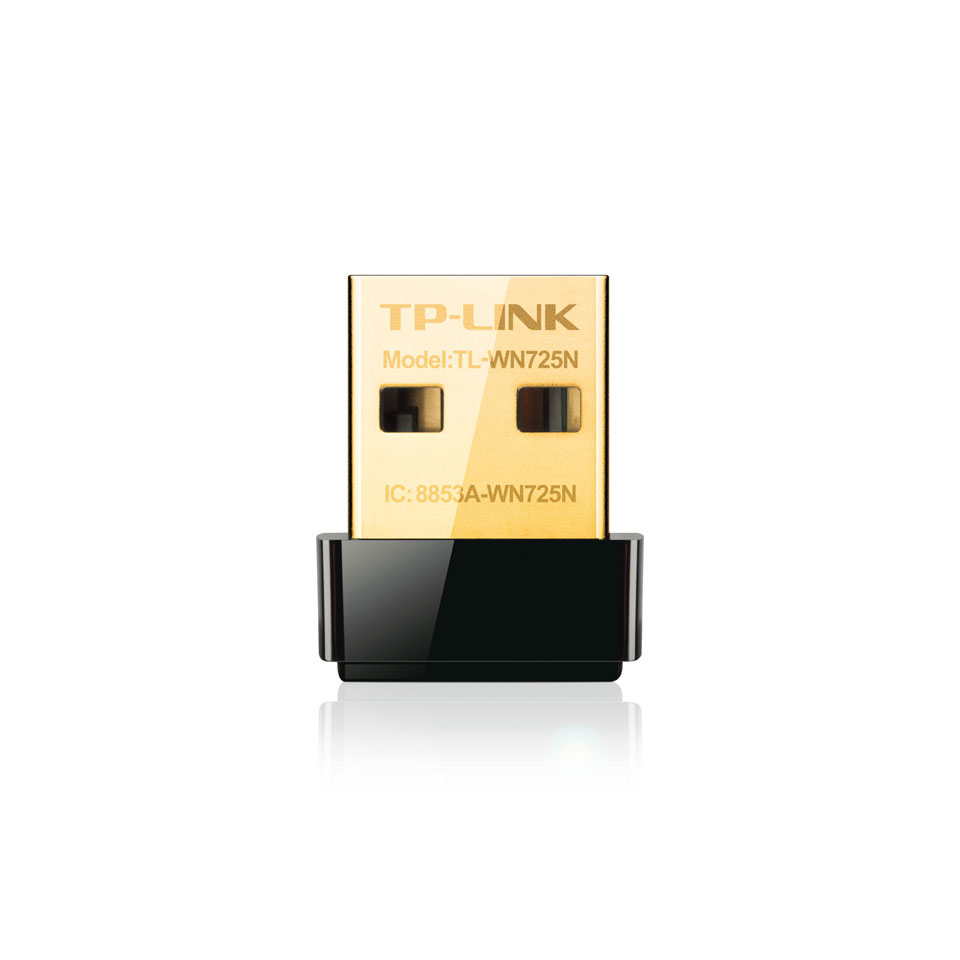 TP-LINK TL-WN725N 150Mbps Wireless N Nano USB Adapter