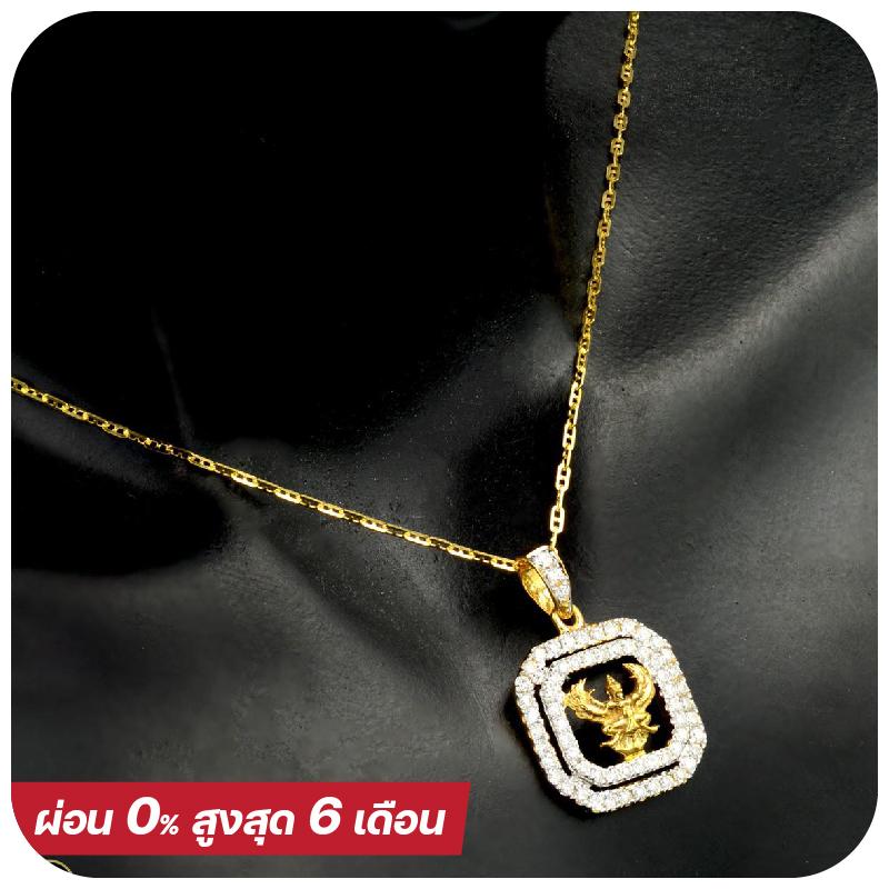 The King Garuda necklace diamond