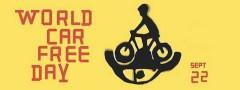World Car Free Day 2013