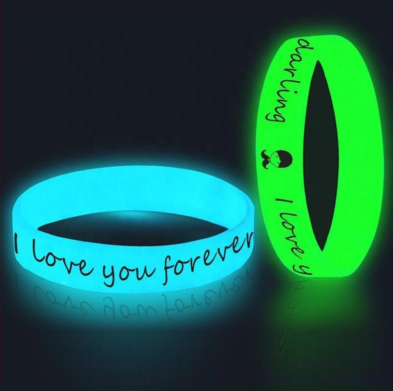 Glow In The Dark Wristband