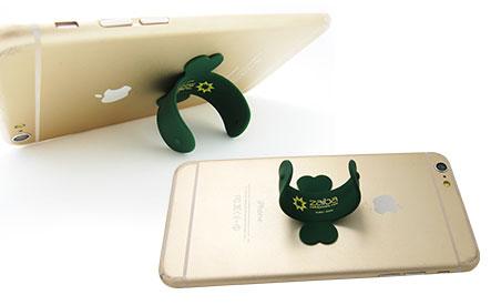 Silicone Mobile Stand