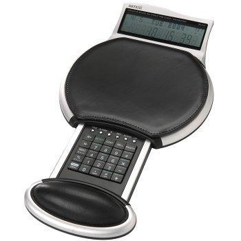 Mousepad Calculator with Gel Wrist Rest