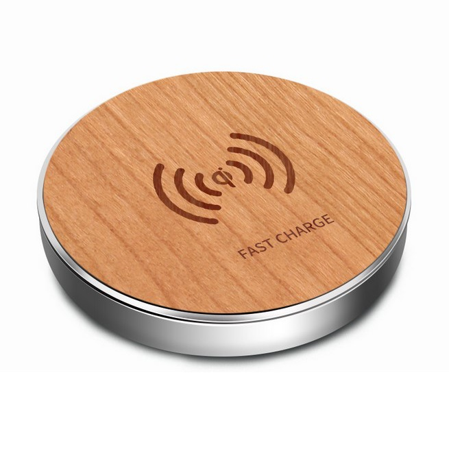 Wooden Wireless Charger