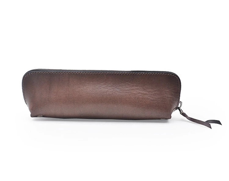 กระเป๋าหนังใส่ปากกา