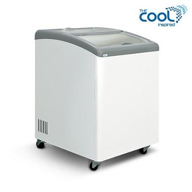 The Cool ตู้แช่แข็งฝากระจกรุ่น Diana TC153CG LED