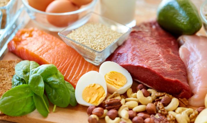 อาหารโปรตีนสูง