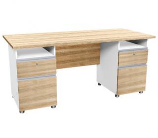 โต๊ะทำงานลิ้นชักซ้าย-ขวา