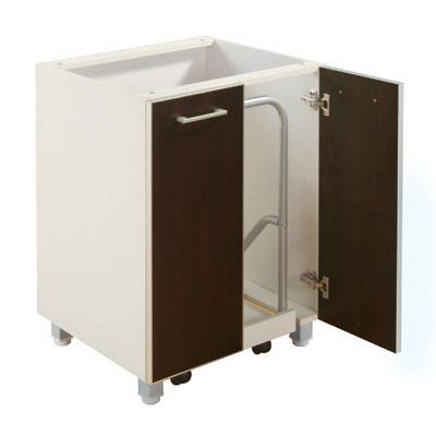 ตู้เก็บถังแก๊ส 60 CM. 2 บานเปิด